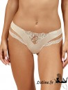 LISCA GLORY Shorty dentelle ivoire