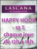 LASCANA HAPPY HOUR