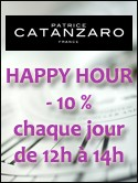 CATANZARO HAPPY HOUR