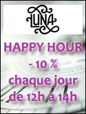 LUNA HAPPY HOUR