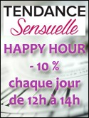 TENDANCE SENSUELLE HAPPY HOUR