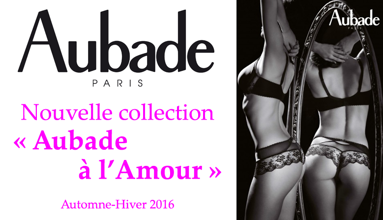 Collection A l'amour by Aubade