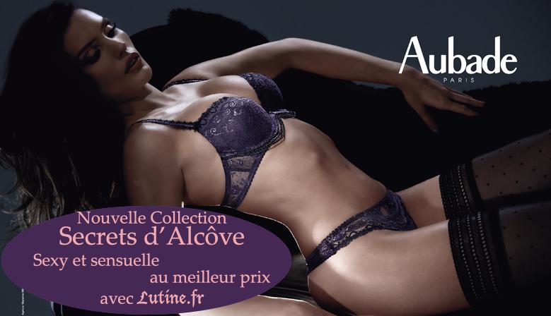 Secrets d'Alcôve by Aubade