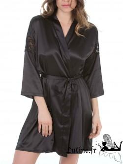 SELMARK CLARISSE Kimono noir