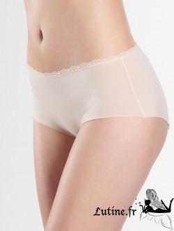 AUBADE LYSESSENCE Boxer coloris Nude d'été