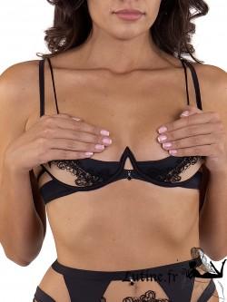 LISCA LUXURY DREAM Soutien-gorge seins nus noir