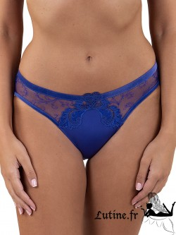 LISCA ROYAL WISH Slip coloris Bleu Roi