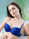 LISCA ROYAL WISH Soutien-gorge push-up coloris Bleu Roi