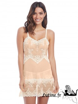 WACOAL EMBRACE LACE Nuisette coloris Naturally