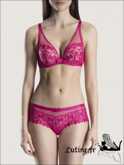 Soutien-gorge triangle Bonbon AUBADE THE BOW COLLECTION  VIKTOR and ROLF