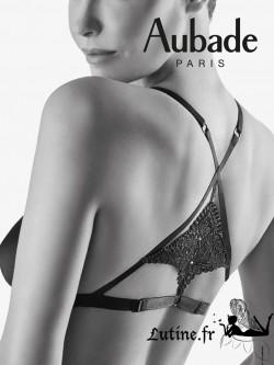 AUBADE BOITE A DESIR Soutien-gorge triangle sans armatures SWEET ADDICTION