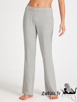 AUBADE SWEET BLISS Pantalon en modal coloris Graphite