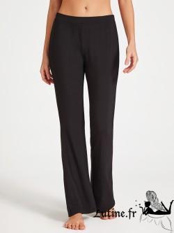 AUBADE SWEET BLISS Pantalon en modal coloris Noir