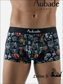 Boxer Homme BLACK ART AUBADE MEN