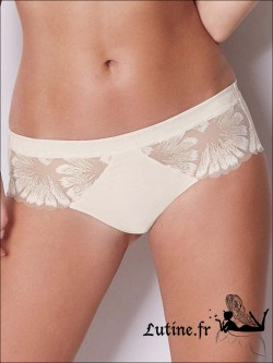 SIMONE PERELE MANILLE Shorty coloris naturel