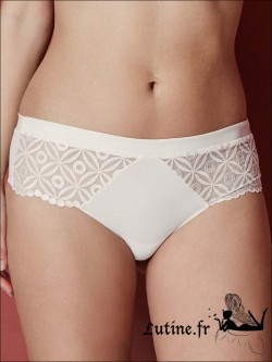 SIMONE PERELE INSTANT Shorty Clean Cut coloris naturel
