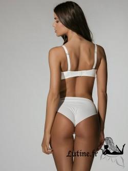 Culotte invisible ivoire SECRET SENSE de LUNA