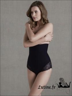 SIMONE PERELE TOP MODEL Culotte sculptante haute noire