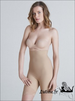SIMONE PERELE TOP MODEL Panty haut sculptant coloris Peau