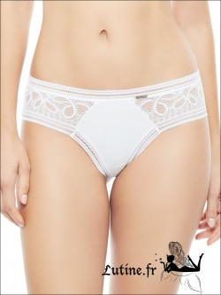 IMPLICITE INFINITY Shorty blanc