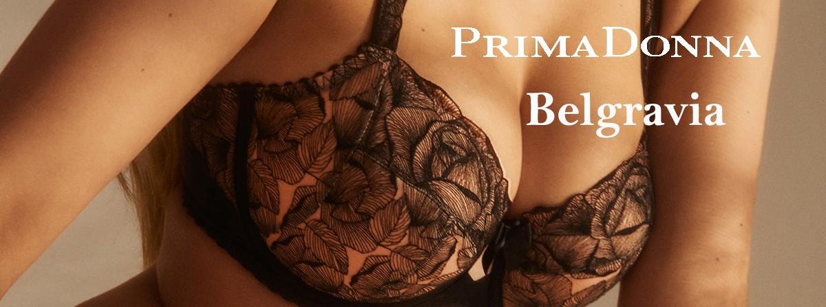 Découvrez La collection BELGRAVIA de PRIMA DONNA chez Lutine.fr !